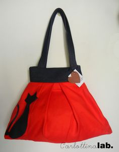 Cat Bag Black