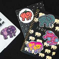 076434bd2 November Sticker Pack. Ivory Ella StickersSave The ...