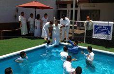 El sábado 31 de mayo de 2014 se llevaron a cabo los Bautismos en Agua en la ciudad de Monterrey capital del estado de Nuevo León, México.