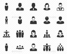 Buy Business People Icons - Gray Version by Bismillah_bd on GraphicRiver. Business People Icons – Gray Version The pack contains: I Icon, Icon Set, Brain Logo, People Icon, Business Icon, Icon Collection, Architecture Portfolio, Icon Pack, Printed Materials