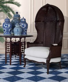 West Indies Decor Inspiration - West Indies Home offers a vast collection of truly Tropical home furnishings. You're also predicted to eat or drink something at every house you visit. by Joey West Indies Decor, West Indies Style, Tropical Home Decor, Tropical Houses, Tropical Interior, Tropical Pool, Tropical Style, British Colonial Decor, British Home Decor