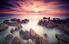 Cap d'Antibes (French Riviera) by Eric Rousset on 500px