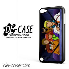 Mystery Machine Van Scooby Doo For Ipod 5 Case Phone Case Gift Present