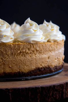 Fall Desserts, Just Desserts, Delicious Desserts, Yummy Food, Health Desserts, Food Cakes, Cupcake Cakes, Cupcakes, Cheesecakes