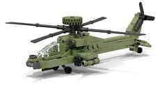 Lego MICRO AH-64 Apache
