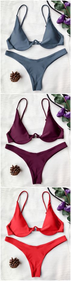 Up to 80% OFF! Push Up Plunge Bathing Suit. #Zaful #Swimwear #Bikinis zaful,zaful outfits,zaful dresses,spring outfits,summer dresses,Valentine's Day,valentines day ideas,cute,casual,fashion,style,bathing suit,swimsuits,one pieces,swimwear,bikini set,bikini,one piece swimwear,beach outfit,swimwear cover ups,high waisted swimsuit,tankini,high cut one piece swimsuit,high waisted swimsuit,swimwear modest,swimsuit modest,cover ups,swimsuit cover up @zaful Extra 10% OFF Code:ZF2017 #bathingsuits
