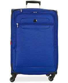 """Delsey Helium Fusion 25"""" Expandable Spinner Suitcase ($280 / on sale for $140)"""