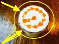 MILK AND COFFEE IS PURE LOVE - LATTE ART TUTORIAL MANY HEARTS - #latteart #coffeeart - YouTube
