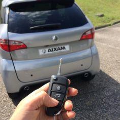 Einfach einsteigen und losfahren: Zeit für einen Roadtrip mit Aixam. #aixam #aixamösterreich #roadtrip Roadtrip, Personalized Items, Simple
