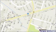 Radom, Struga Andrzeja, 52, mapa Radomia