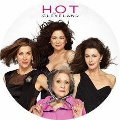 Hot in Cleveland!!! Favorite show