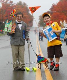 Creative Halloween Costumes For Boys
