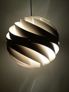 60s TURBO LIGHT 36 by Louis Weisdorf for Lyfa Denmark / Original 1963 lamp on Etsy, $213.71