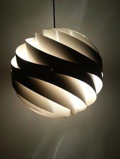 TURBO LIGHT by Louis Weisdorf for Lyfa Denmark 1963 lamp