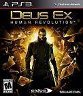 Deus Ex: Human Revolution - Playstation 3 Game