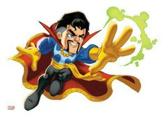 Marvel Super Hero Squad - Dr. Strange