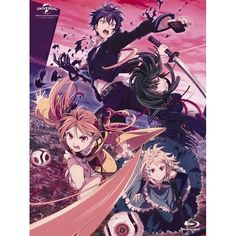 Black Bullet Blu-ray Box [Limited Edition] * 3 Disc Edition * Comes with a booklet * Comes with a poster * Comes with illustrated card sleeves) Black Bullet, Anime Guys, Manga Anime, Anime Art, Tokyo Ravens, Best Anime Shows, Otaku, Bullet Art, Fairy Tail Ships