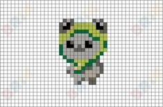 Ewok Pixel Art