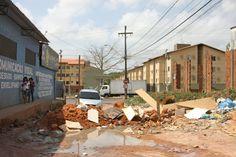 Repórter Cidade: Moradores reclamam da situação do Sítio São Raimundo