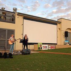 Sun City Cinemas pre show entertainment in #geraldton by everythinggeraldton