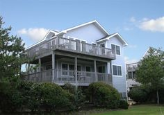 Twiddy Outer Banks Vacation Home - Avalon - Corolla - Oceanside - 5 Bedrooms
