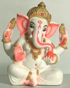 God Genish, a Hindu God