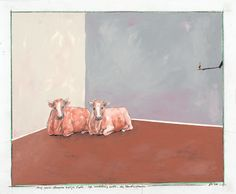 """Saatchi Art Artist Otto Reinebeck; New Media, """"Auf eines dünnen Zweiges Ende / saß, unschlüssig wohl, des Trend's Wende"""" #art"""