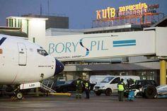 Airport Borispol http://jamaero.com/airports/Airport-Borispol-Borispol-Ukraine