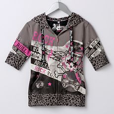Abbey Dawn Graphic Hoodie i have this :)