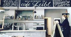 Hereinspaziert ins Cafe Leibl 😀 #artwork #cafe #lienz #typography #typographic #inspo #osttirol #potd @maddy_ritchie Instagram Posts, Travel, Viajes, Trips, Tourism, Traveling