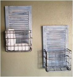 Shutters Recycled