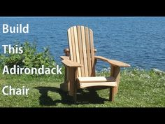 Adirondack Chairs Woodworking Plans – Woodwork Projects Plans