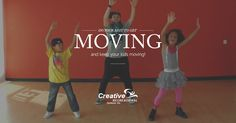 By #moving more and sitting less, #children #learn to live in a #healthful way.
