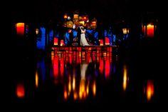 Chrisman Studios breathtaking wedding picture