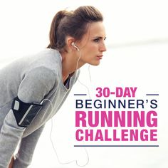 30 Day Beginners Running Challenge-can't wait for a little more warmth to get started!