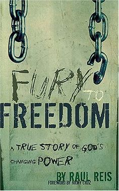 Fury to Freedom: A True Story of God's Changing Power by Raul Ries, http://www.amazon.ca/dp/0529121719/ref=cm_sw_r_pi_dp_qIG7rb097FXX8