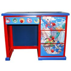 DC Super Friends Kids Desk $324.99