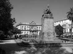 Praza de España. Pontevedra