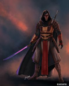 Star Wars Characters Pictures, Images Star Wars, Star Wars Pictures, Star Wars Concept Art, Star Wars Fan Art, Fantasy Character Design, Character Art, Star Wars The Old, Star Wars Sith