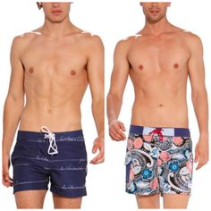 HOM Yacht Swim Micro Briefs Ba/ñador para Hombre