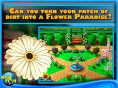 Flower Paradise HD Game for iOS | Free Downloads