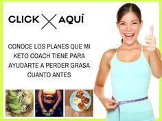 Mi Keto Coach – Aprende con nosotros un nuevo estilo de vida y comienza a quemar grasa