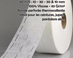 Perfobande 80 mm - prix pour 1 mètre