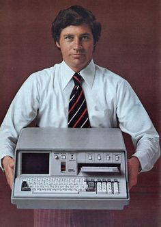 IBM's first portable computer