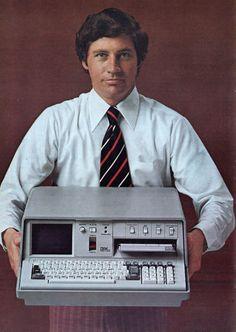 IBM's first portable computer - www.remix-numerisation.fr