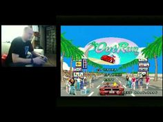 Mark plays... Sega Ages Vol 1 (Saturn) - (Outrun, After Burner II, Space Harrier)1 (HD) - In this video I am trying to play Sega Ages Vol 1. on the Saturn and talk a bit about the game, life the universe and everything on the side. Again experimenting with various video setups to see what works and what doesn't.  This disc is a must-have for Saturn gamers, especially if you want Arcade Perfect ports of Outrun, Space Harrier and After Burner II on a home console.