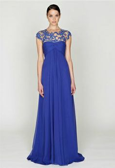 Monique Lhuillier...I'll take this in white please!