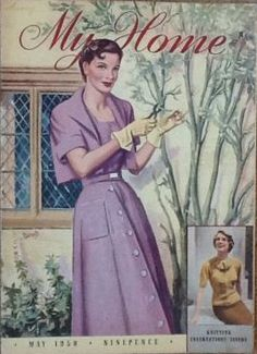 My Home magazine from May 1950