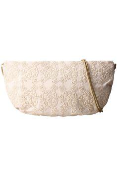 【予約販売】coupe bag-flower cake- ミナ ペルホネン/mina perhonen