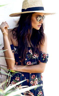 Shay Mitchell for Amore & Vita